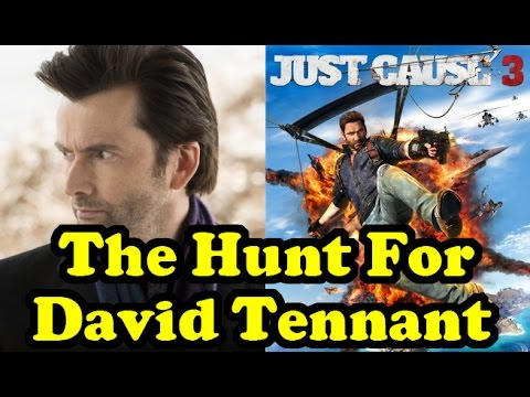 Just Cause 3 All Radio Transmissions  (David Tennant) Part 1/2