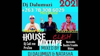 2021 CLASH MAKHADZI VS DOUBLE TROUBLE (OFFICIAL CALCULATION) MIXTAPE- MIXED BY DJ DALUMUZI X NATASHA