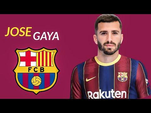 Jose Gaya Welcome to Barcelona [Skills and Tackles]