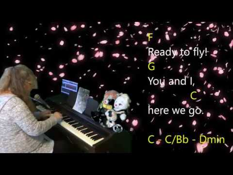 Bluebird Sara Bareilles Chords Key C Maj Youtube