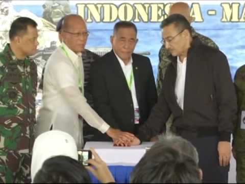 Indonesia conducts drills with members in the maritime region where