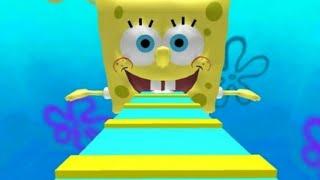 Eğlenceli kaçış !!! Roblox'ta escape spongebob obby