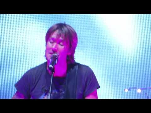 "Keith Urban ""Come Back To Me"" Live @ The Borgata Event Center"