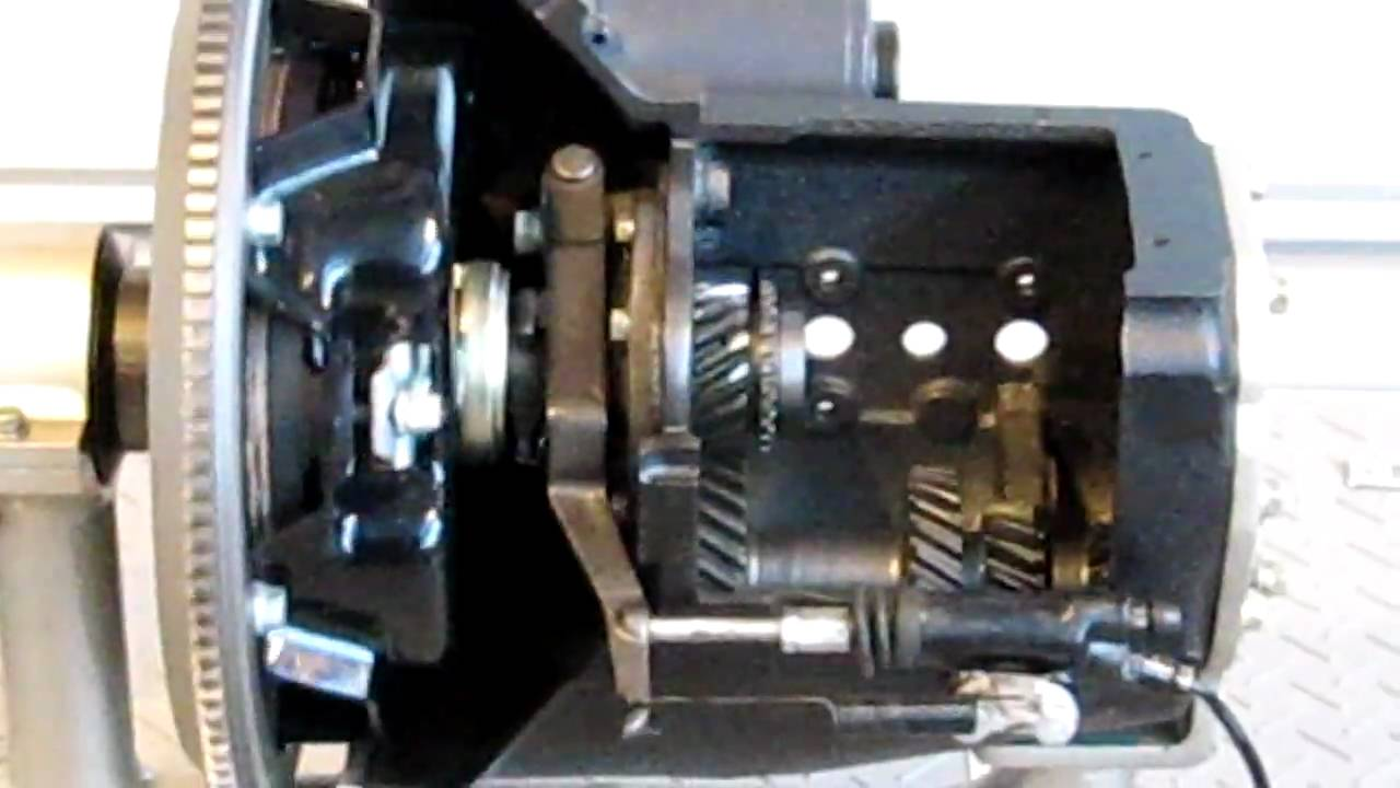 How a clutch works  internals of transmission and clutch