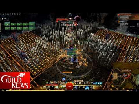 Repeat Guild Wars 2 - Raid Guide - Mursaat Overseer - Boss 2