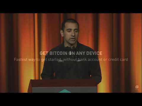 21 CEO, Balaji Srinivasan Presents: How To Get Bitcoin (Without Mining Or Buying Bitcoin)