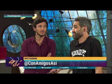 Con Amigos Así - Programa #221 15/05/2018