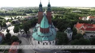 Spot promujący XIX Wojewódzko -Archidiecezjalne Dożynki Wielkopolskie