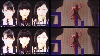 Perfume no OKITE [Tokyo Dome Live] (multi-angle) Perfumeの掟・東京ドームライブ・マルチアングルを集めて再編集してみた