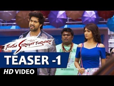Teaser 1: Santhu Straight Forward Video Teaser | Santhu Straight Forward | Yash, Radhika Pandit