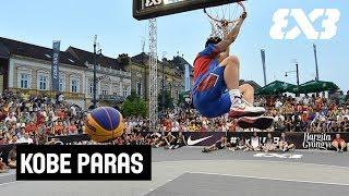 Kobe Paras - Dunk Mixtape - FIBA 3x3