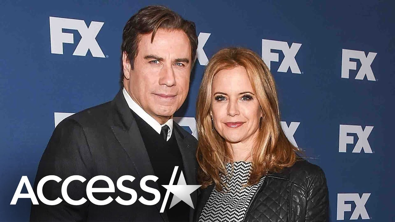 John Travolta Flooded With Tributes After Wife Kelly Preston's Death
