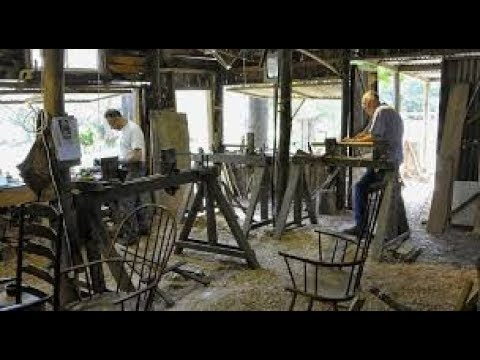 Making Of Wrought Iron Chairs