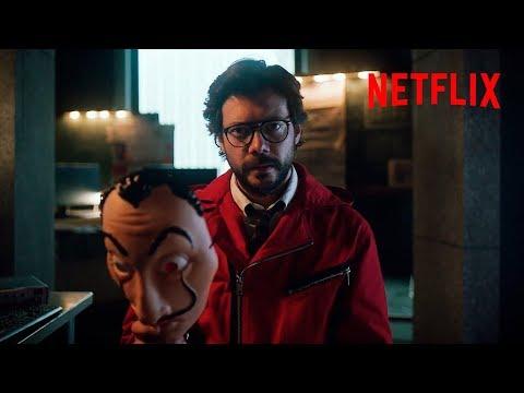 El Profesor ha vuelto | La Casa de Papel Parte 3 | Netflix