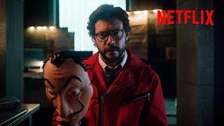 """Video: Nuevo tráiler de """"La Casa de Papel 3"""""""
