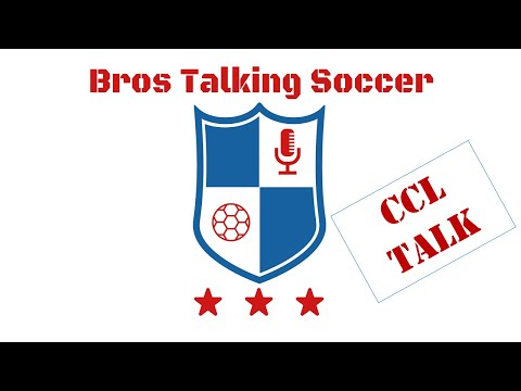 CONCACAF Champions League Talk (April 3, 2019)