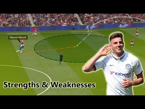 Mason Mount | Strengths & Weaknesses | Player Analysis