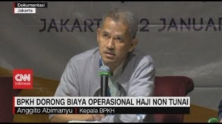 BPKH Dorong Biaya Operasional Haji Non Tunai