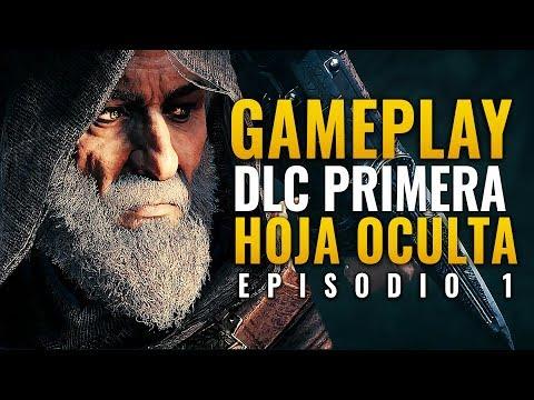 El Legado de la Primera Hoja Oculta: A la Caza DLC REVIEW GAMEPLAY Español |Assassin's Creed Odyssey