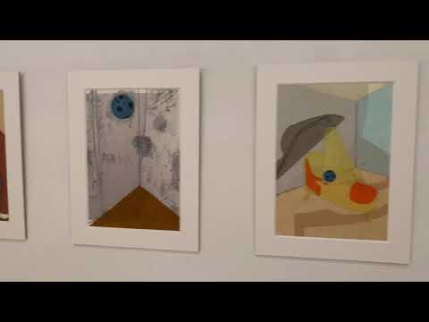 Sabina Mirri - Verde Edrev | GALLERIA ALESSANDRA BONOMO | Rome Gallery Tours
