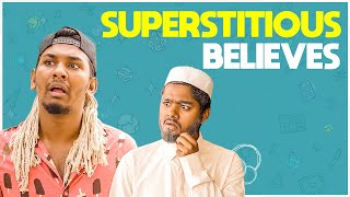 SUPERSTITIOUS BELIEVES | Warangal Diaries Comedy Video