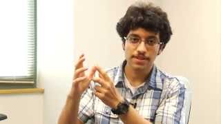 Robotics Institute Summer Scholars : 2014 : Hesham Zaini