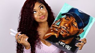 ❀ DRAW WITH ME Ep.4 | BRYSON TILLER ❀ TRUE TO SELF by Bri Hall