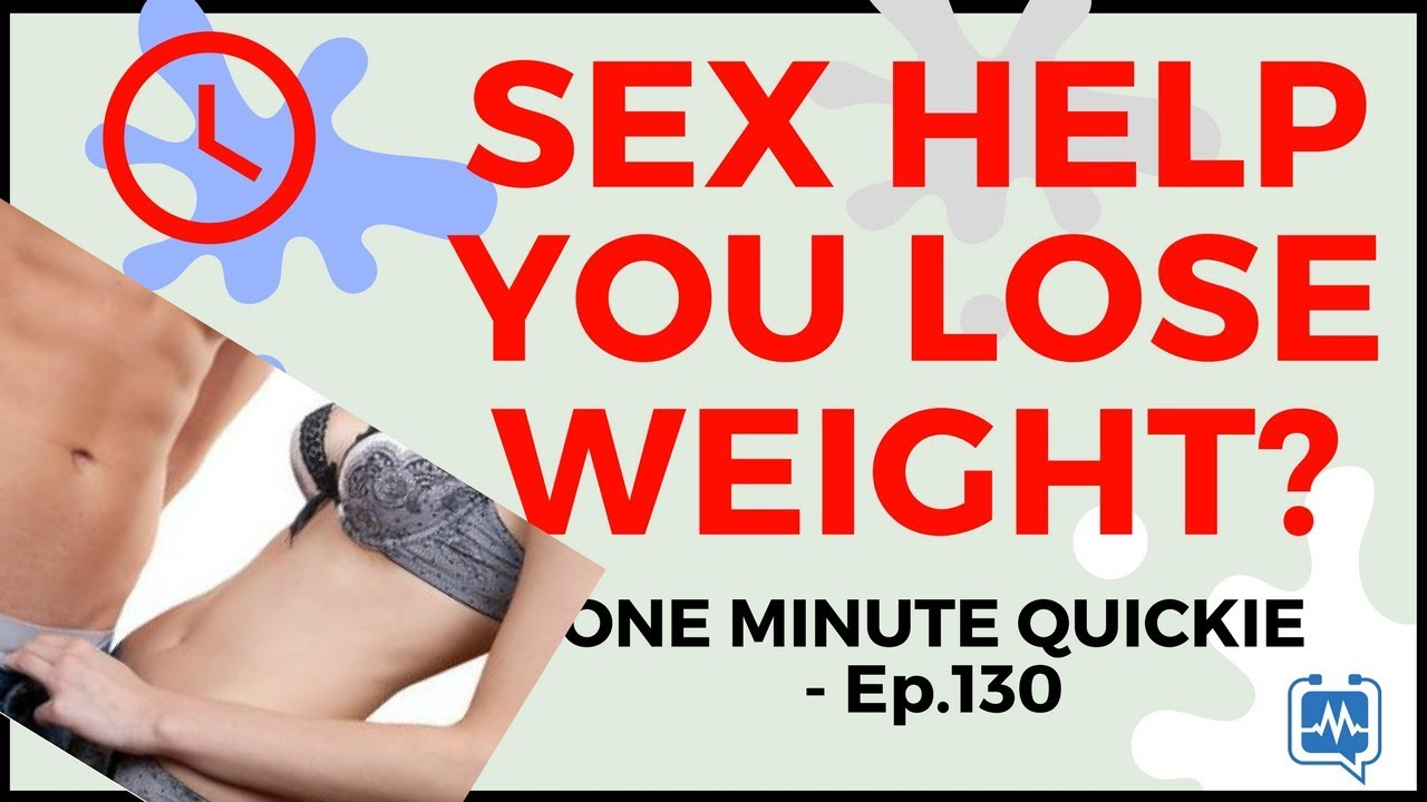 Can sex make you lose weight