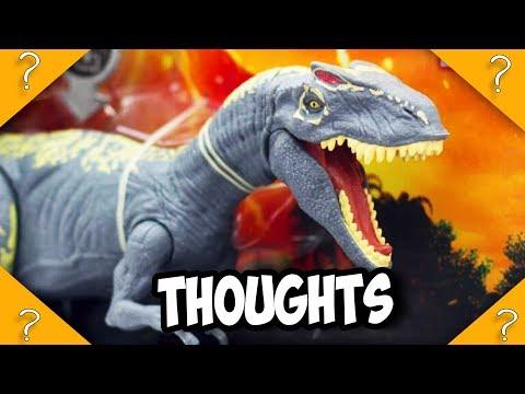 Carnivore TOYS Jurassic World 2 Line