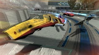 CGRundertow WIPEOUT HD for PlayStation 3 Video Game Review