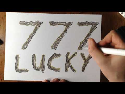 Creating Some Luck... Lucky 777