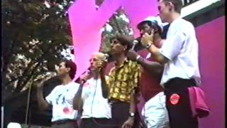 "Gay Pride 1991 - The Flirtations (2 of 3) - ""Everything Possible"""
