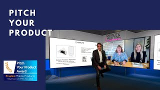 Estuff - Pitch @ Retail Connect One-to-one 2020