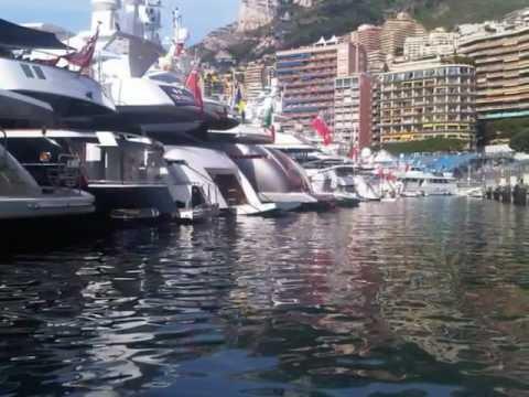 IBIAMARE  - LUXURY YACHT CHARTERS  - Grand Prix Monaco 2016