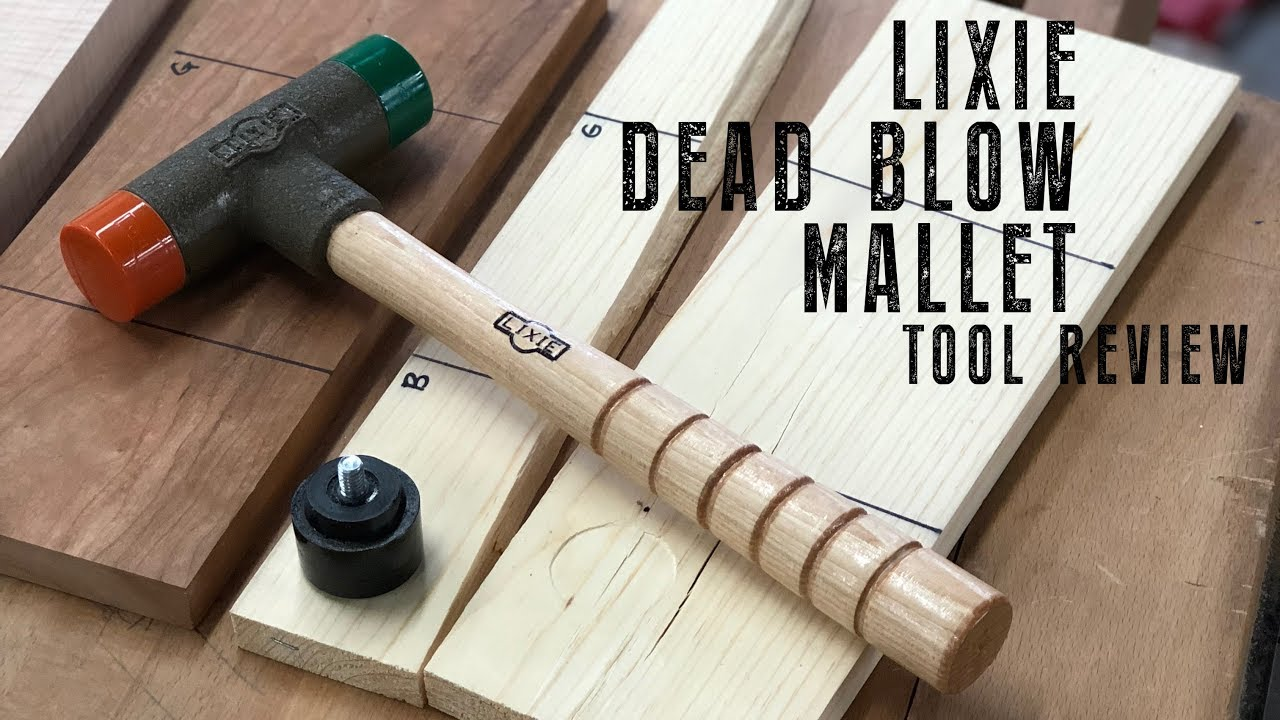 Lixie Dead Blow Mallet Tool Review Youtube You may not want that if you are doing something that requires precision. lixie dead blow mallet tool review