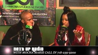 Paparazzi Pone Next Up Radio Interview with Mocha Marie