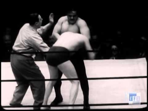 The Mighty Atlas vs. Chief Lone Eagle (01/05/1951)
