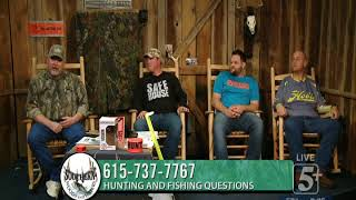 Southern Woods and Waters: Fishing for Blue Tournament for Officer ...