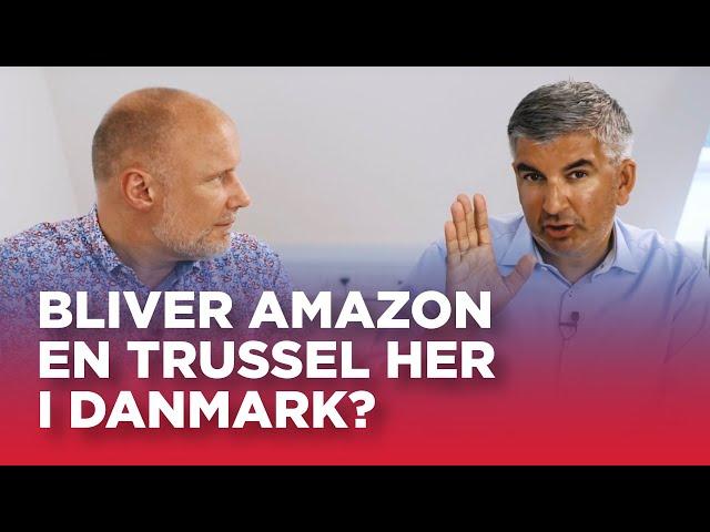 #10B: Brevkassen om Amazon bliver en trussel for danske webshops og detailbutikker