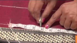 Repeat youtube video Top cutting and stitching