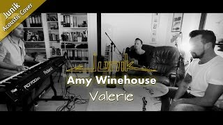 Mark Ronson ft. Amy Winehouse - Valerie (Acoustic Cover by Junik)