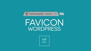 How To Add A Favicon To A Wordpress Website