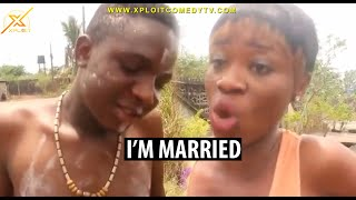 he fell inlove with the wife of a witch doctor xploit comedy