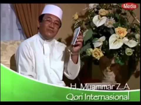 KH Muammar ZA Al-Quran Langgam Jawa Dan Sunda