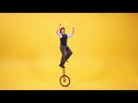 Fire Eating Unicylist - Behind the Scenes - Commercial Production - Ad Agency Tampa FL