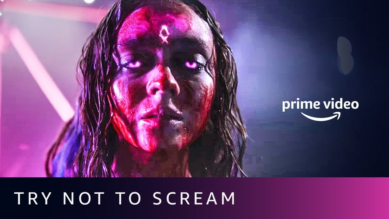 Try Not To Scream - June | Amazon Prime Video