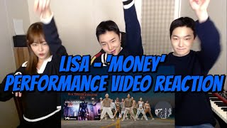 Download [ENG] LISA - 'MONEY' EXCLUSIVE PERFORMANCE VIDEO KOREAN REACTION | 리사 머니 퍼포먼스 비디오 리액션