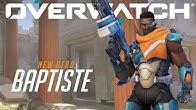 [NOW PLAYABLE] Baptiste | Overwatch