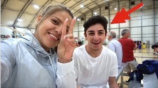 FaZe RUG COMES TO MY BASKETBALL GAME
