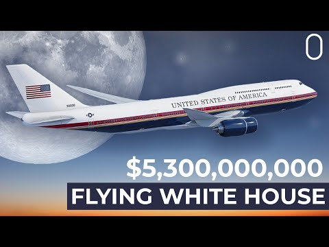 Flying Whitehouse: The History & Future Of Air Force One